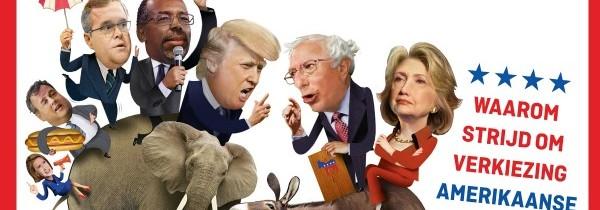 Verkiezingen in de VS: grootste show op aarde?